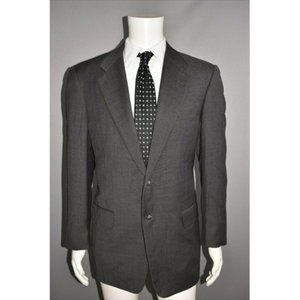 HICKEY FREEMAN Loro Piana Wool Blazer
